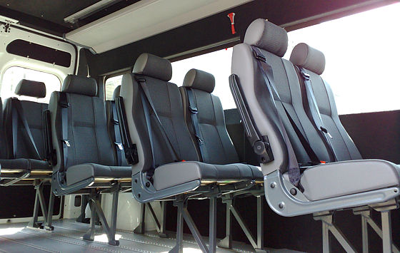 Rescroft Vehicle Seating Design And Manufacture